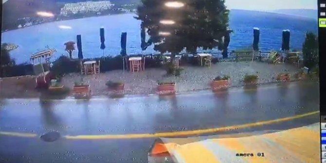 Yağmur, Bodrum'da etkili oldu (2)