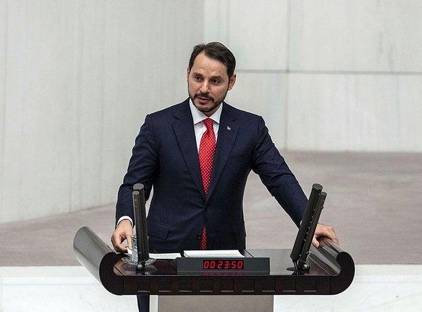 Hazine ve Maliye Bakanı Berat Albayrak'tan açıklamalar