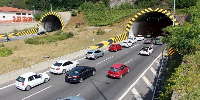 Bolu Dağı Tüneli trafiğe kapalı kalacak