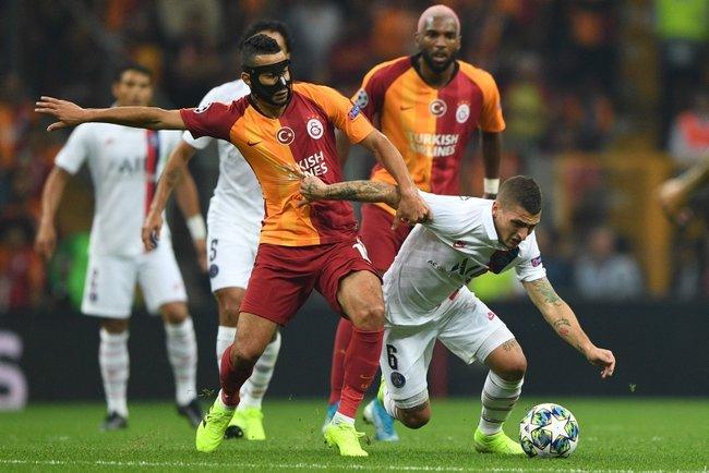 PSG - Galatasaray maçının 11'leri belli oldu