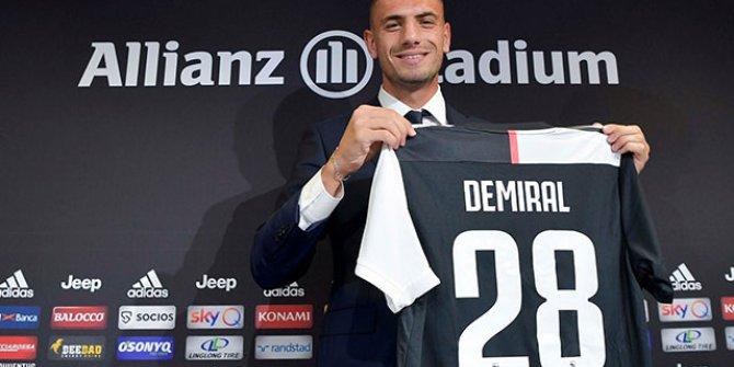 Merih Demiral ilk kez Şampiyonlar Ligi'nde forma giydi