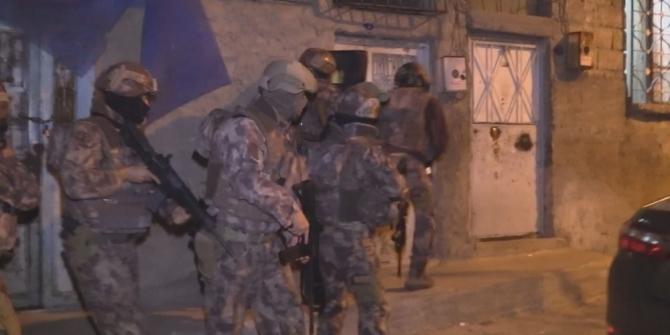 Gaziantep'te dev uyuşturucu operasyonları sürüyor