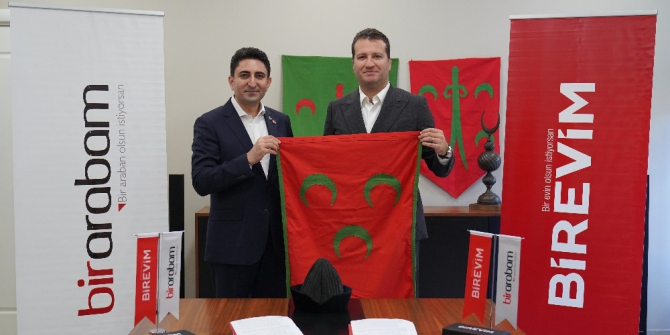 Birevim, Türkler Geliyor: Adaletin Kılıcı' filmine sponsor oldu