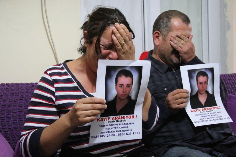 Deniz Bavbek 5 yılda 12 kez kayboldu
