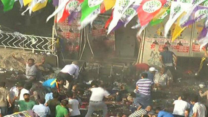 HDP mitingine saldırı davasında karar açıklandı
