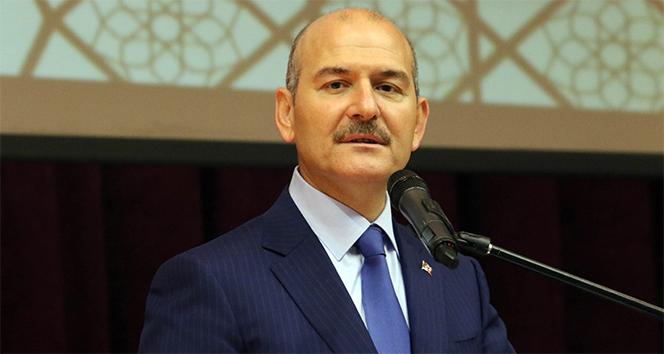 Soylu'dan HDP'li vekile: Terör örgütüne devlet teslim olmaz