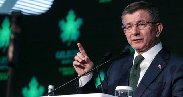 Ahmet Davutoğlu'nun partisinden ilk anket sonuçları