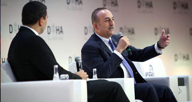 Dışişleri Bakanı Mevlüt Çavuşoğlu: ABD'nin yaptırımlar bir işe yaramaz