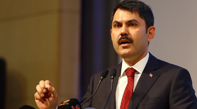 Çevre ve Şehircilik Bakanı Kurum: Kanal İstanbul ülkemizin geleceğidir