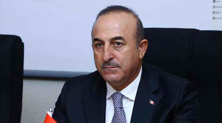 Dışişleri Bakanı Mevlüt Çavuşoğlu'ndan Libya açıklaması