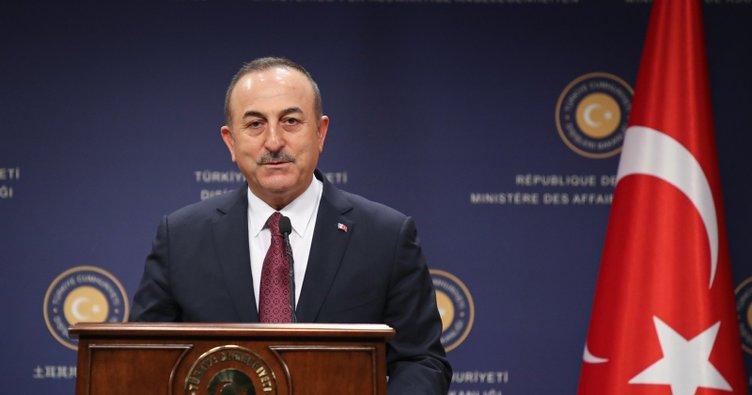 Bakan Çavuşoğlu: Terör devleti kurma projesi çökmüştür!