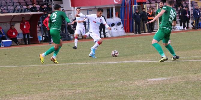 TFF 2.Lig Niğde Anadolu FK- Sivas Belediyespor:3-0