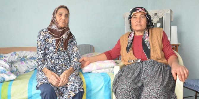 Mersin Büyükşehir, 95 yaşındaki Cennet nine için yeni yol açtı