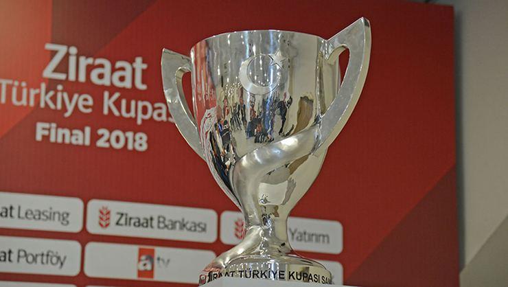 Ziraat Türkiye Kupası son 16 tur eşleşmeleri belli oldu!