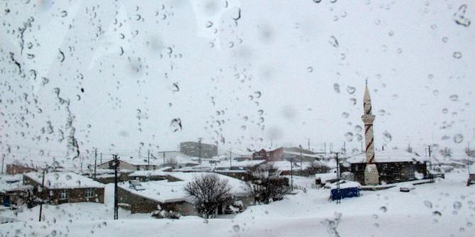 Doğu Karadeniz'de kuvvetli rüzgâr ve fırtınaya dikkat!
