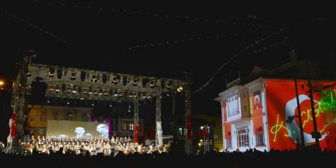 Cumhurbaşkanlığı Senfoni Orkestrası'ndan büyük şölen
