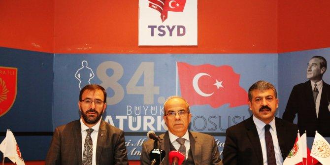 84'üncü Büyük Atatürk Koşusu'nun basın toplantısı yapıldı