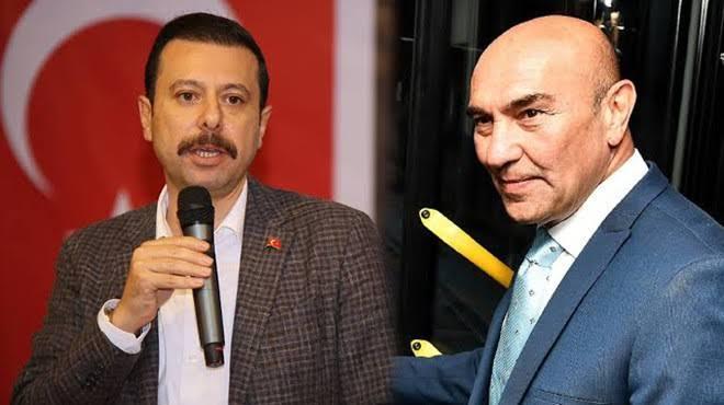 AK Partili vekil Kaya, İzmir Büyükşehir'i topa tuttu