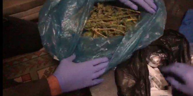 Elazığ'da uyuşturucu operasyonunda 6 gözaltı