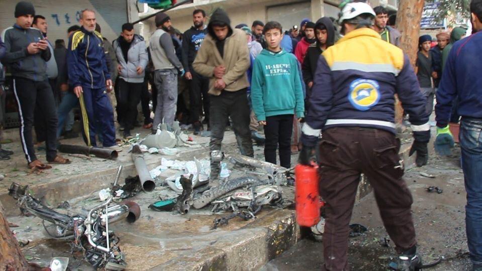 PKK, Cerablus'ta sivilleri hedef aldı: 4'ü ağır 14 yaralı