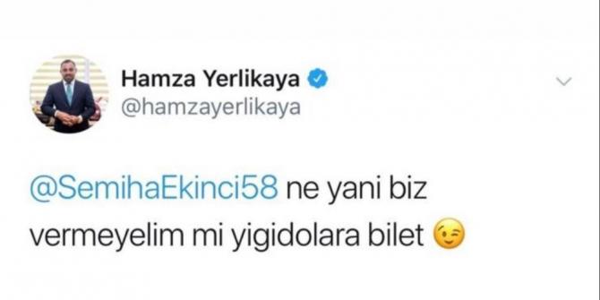 Bakan Yardımcısı Yerlikaya'dan Sivasspor'a 58 biletli destek
