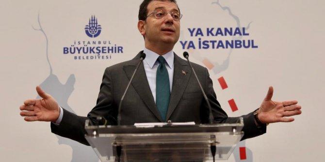 İmamoğlu'ndan Kanal İstanbul toplantısı