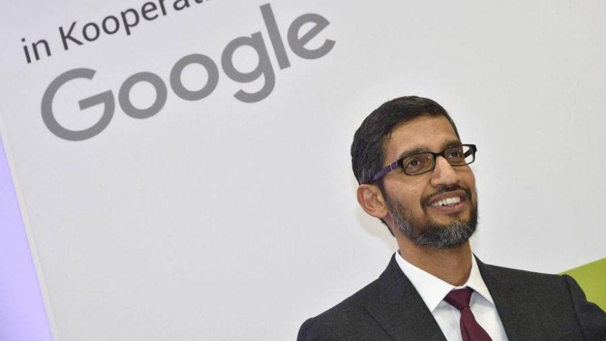Google'ın yeni CEO'su Sundar Picha'nin maaşı belli oldu