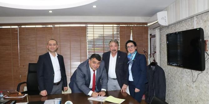 TSO, stratejik plan altyapı sözleşmesi imzaladı