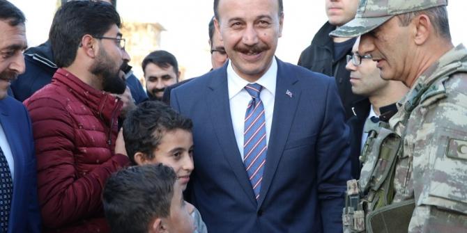 Tel Abyad'a dönen göçmenlerin nüfusu 100 bini aştı