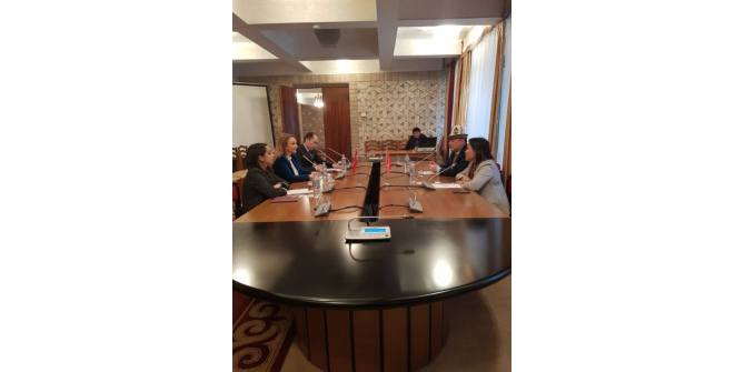 Kırgızistan Başbakanı Abılgaziyev'den Türk iş dünyasına yatırım çağrısı
