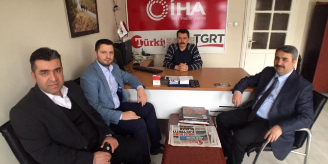 "Milletvekili Toprak: ""İHA ciddi bir medya kuruluşu"""
