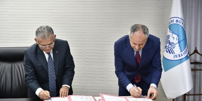 Tapu Kadastro ile protokol imzalandı