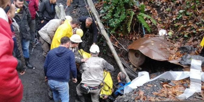 İki kişinin öldüğü maden ocağı bir ay önce kapatılmış