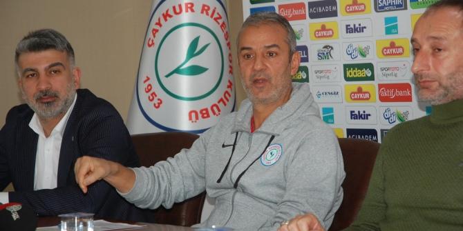 """İsmail Kartal: """"Fenerbahçe maçını kazanıp, yılbaşı hediyesi vermek istiyoruz"""""""