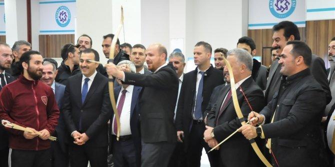 Bilal Erdoğan: 21'inci yüzyıl Türkiyesi sizlerin eseri olacak