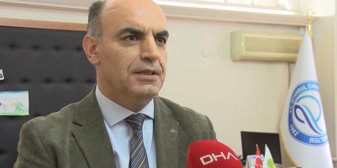 Prof. Dr. Meriç Albay: (Kırmızı yosun) Marmara'nın su kalitesinin iyi olmadığını gösteriyor