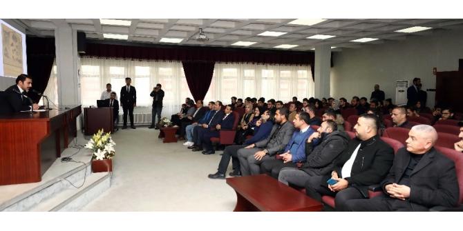 GAÜN'de Gaziantep'in Kurtuluşu konferansı