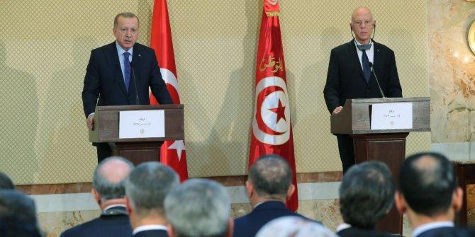 Erdoğan: Herhangi bir davet olursa bunu değerlendiririz