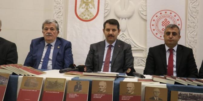 'Sivas 1000 Temel Eser Projesi'