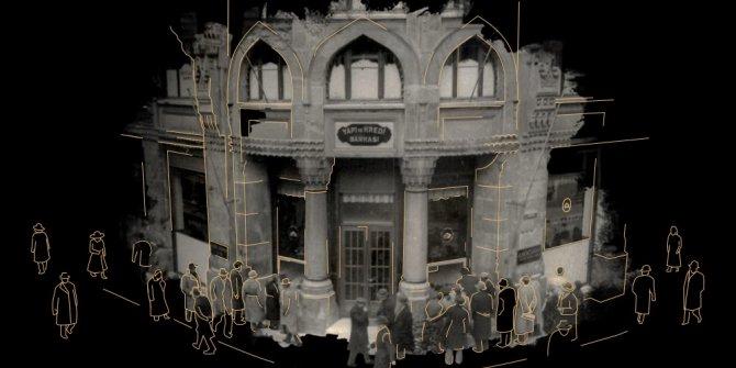 Yapı Kredi tarihin bilinmeyen detaylarını Sanal Müze'ye taşıdı