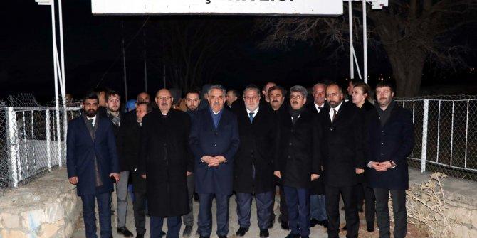 Van YYÜ'den Hisarcıkloğlu'na 'fahri doktora' unvanı (2)