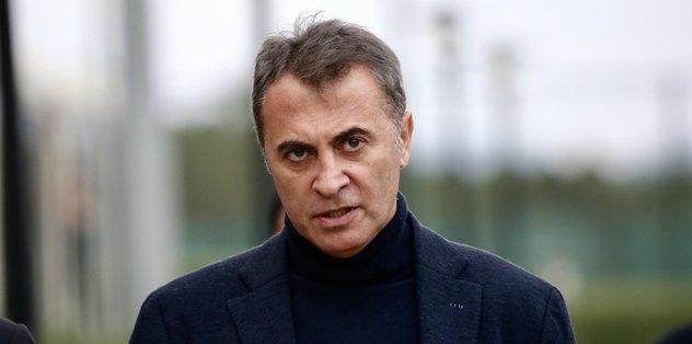 Beşiktaş'a şok! Fikret Orman'ın asistanının kulübe haciz getirdiği iddia edildi