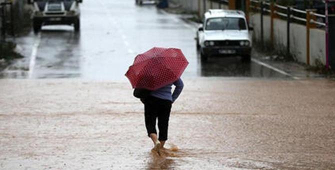 Bir ilde daha elverişsiz hava koşulları nedeniyle okullar tatil edildi
