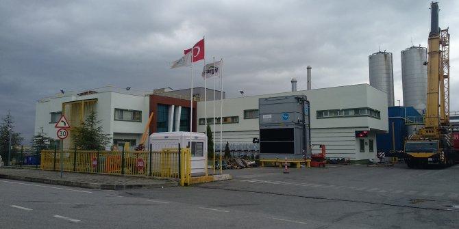 GÜNCELLEME - Kocaeli'de amonyak gazından etkilenen 4 işçi hastaneye kaldırıldı
