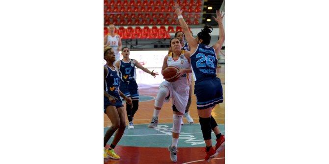 Bellona Kayseri Basketbol - İzmit Belediye: 82-76