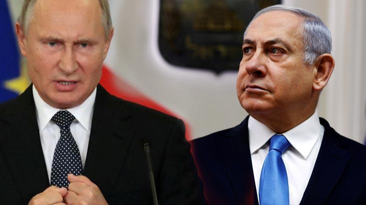 Netanyahu'dan Putin ile ilgili dikkat çeken açıklama