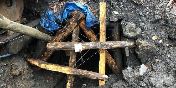 Zonguldak'ta kaçak ocakta patlama: 2 işçi öldü, 1 işçi yaralandı (7)