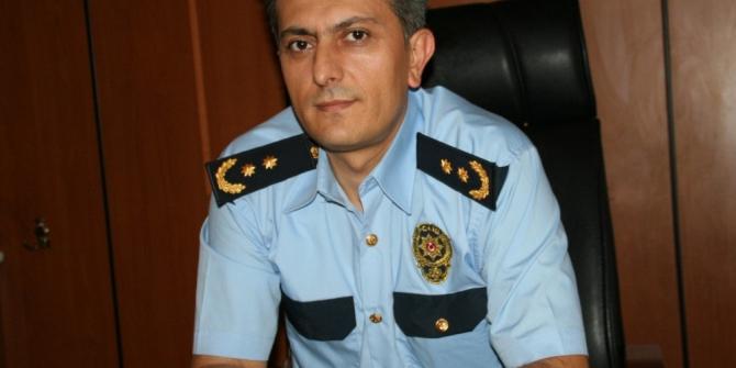Polis Müdürü Ali Özcan hayatını kaybetti