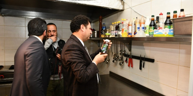 Ankara'da yılbaşı öncesi eğlence mekanlarına gıda ve alkol denetimi