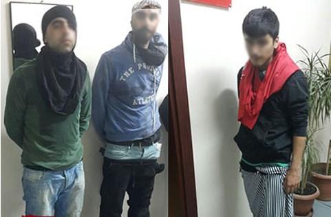 Sultanbeyli'de kadın kılığındaki 5 terörist yakalandı
